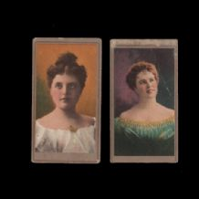 Very Old Rare cigarette cards tobacco cards #557